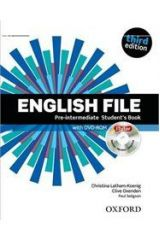 English File Pre-intermediate Student's Book (+ iTUTOR) 3rd edition