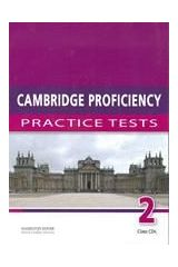 Cambridge Proficiency Practice Tests 2 audio CD