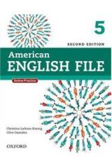 American English File 5 Student's Book (+ ONLINE PRACTICE) 2ND ED