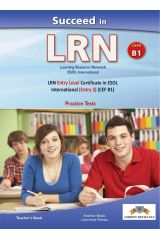 Succeed in LRN B1 Student's Book