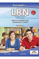 Succeed in LRN B1 Audio Cds