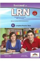 Succeed in LRN C2 Teacher's Book