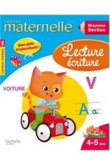 Toute Ma Maternelle Lecture Ecriture Moyenne Section (4-5 ANS)
