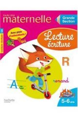 Toute Ma Maternelle Lecture Ecriture Grande Section Section (5-6 ANS) 2nd Ed