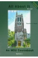 All About It An MSU B2 Teacher's Book