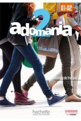 Adomania 2 A1-A2 Methode (+CD Rom)