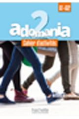 Adomania 2 A1-A2 Cahier (+Audio CD + Parcours digital)