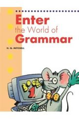 Enter The World Of Grammar 1 Student's Book (Greek Edition)