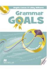 Grammar goals 5 pupil's book +CD-ROM