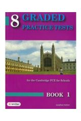 8 Graded Practice Tests 1 FCE for Schools 2015 Teacher's