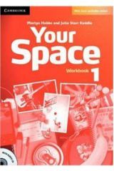 Your Space 1 Workbook (+ AUDIO CD)