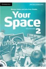 Your Space 2 Workbook (+ AUDIO CD)