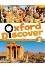 Oxford Discover 3 Student's book