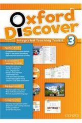 Oxford Discover 3 Teacher's (+ONLINE PRACTICE)