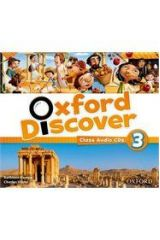 Oxford Discover 3 Class CD (3)