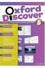Oxford Discover 5 Teacher's (+ONLINE PRACTICE)