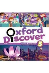 Oxford Discover 5 Class CD (3)
