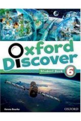 Oxford Discover 6 Student's book