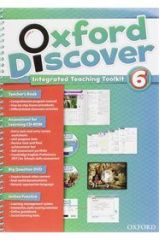 Oxford Discover 6 Teacher's (+ONLINE PRACTICE)