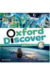 Oxford Discover 6 Class CD (3)