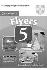 Flyers 5 Answer booklet