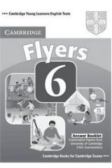 Flyers 6 Answer booklet