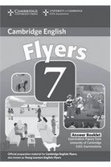 Flyers 7 Answer booklet