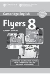 Flyers 8 Answer booklet