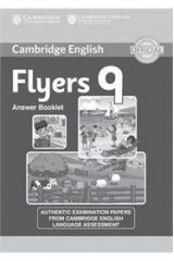 Flyers 9 Answer booklet
