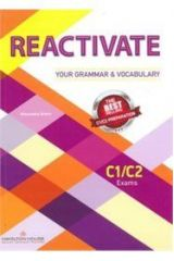 Reactivate your Grammar & Vocabulary C1-C2 Student's book