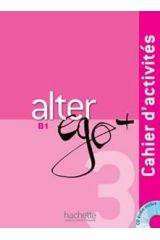 Alter Ego +3 B1 Cahier D' Exercises (+CD)
