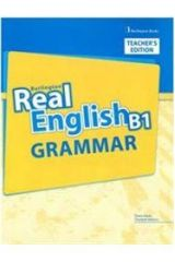 Real English B1 Grammar teacher's