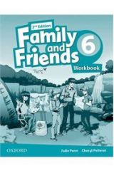 Family and Friends 6 Workbook 2nd ed.