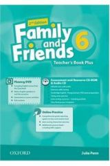 Family and Friends 6 Teacher's book 2nd ed.