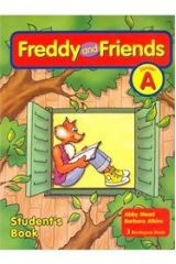 Freddy and Friends Junior A Student's Book with Picture Dictionary