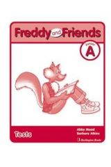 Freddy and Friends Junior A Test Book