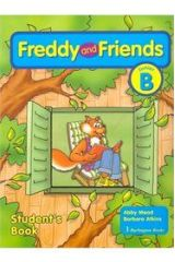 Freddy and Friends Junior B Student's Book with Picture Dictionary