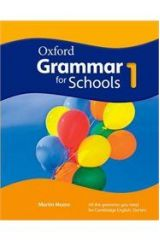 Oxford Grammar for Schools 1 Student's book (+ DVD-ROM)