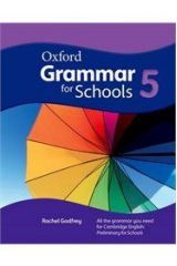Oxford Grammar for Schools 5 Student's book (+ DVD-ROM)