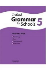 Oxford Grammar for Schools 5 Teacher's (+ AUDIO CD)