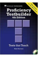 Proficiency Testbuilder Student's book 4th Ed