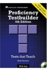 Proficiency Testbuilder Student's book (With KEY+CD) 4th Ed