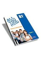 All You Need B1+ Student's book & Activity
