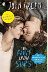 The fault in our stars film tie-in pb