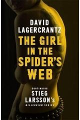 Millenium series 4: The girl in the spider's web pb c format