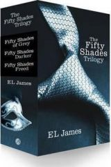 Fifty Shades trilogy pb box set