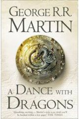 A song of ice and fire 5: a dance with dragons pb a format