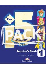 Incredible 5 Team 1 Teacher's Book interleaved with Posters