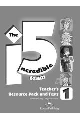 Incredible 5 Team 1 Teacher's Resource Pack & Tests