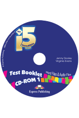 Incredible 5 Team 1 Test Booklet CD-ROM